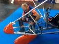 Reinigung Flugzeug