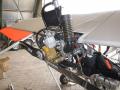 Anbau des Polini Thor 250 DS und 2Blatt Propeller Helix