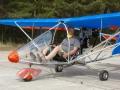 Flugzeugübergabe