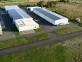 2 Hallen des Vereins mit Solar