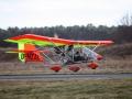AEROLiTE 120 Landung