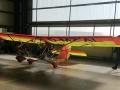 Die AEROLiTe 120 ist bereit zum Abflug Richtung Heimat