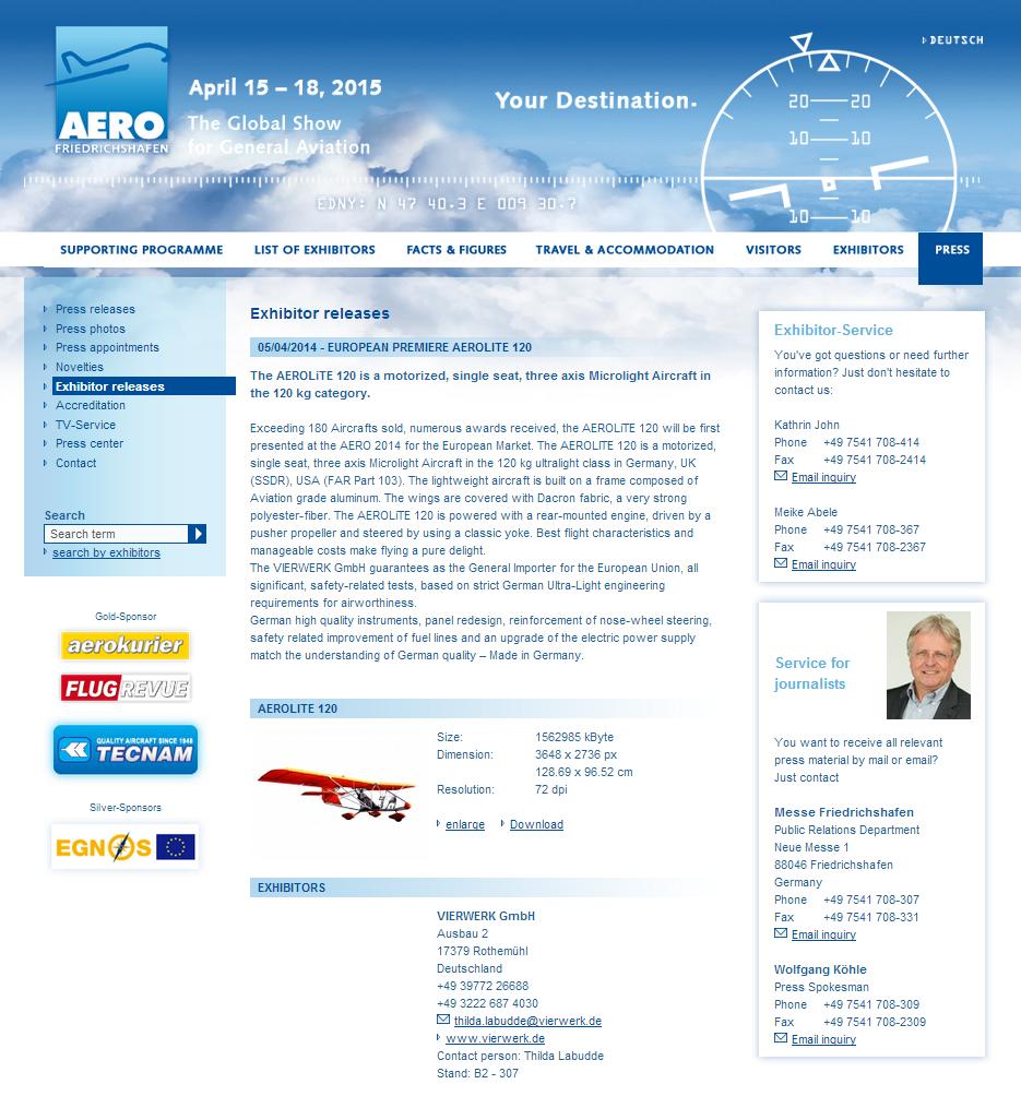 Aero 2014