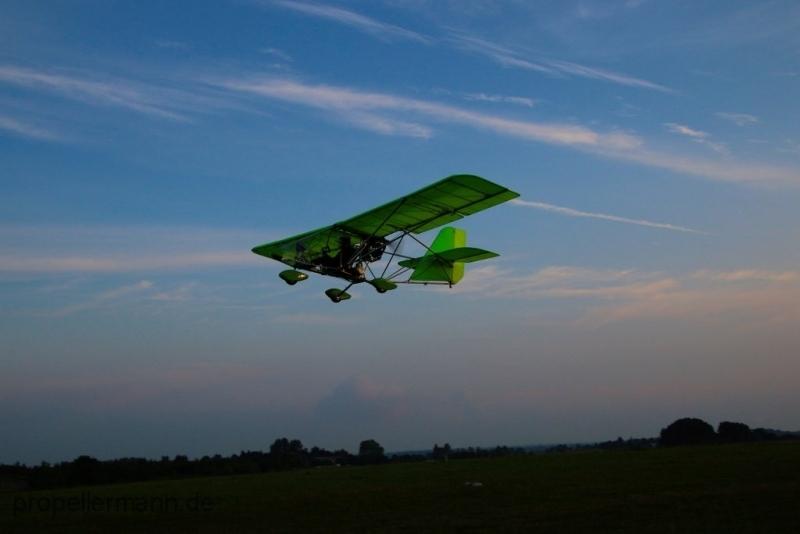 Abendrunde-fliegen
