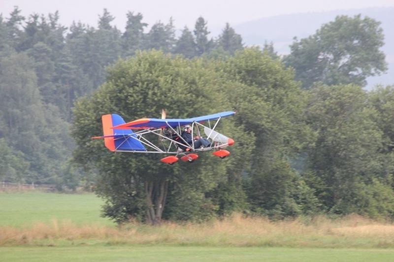 Clearskies-Flug