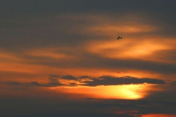 Sonnenuntergang-mit-der-Aerolite-120