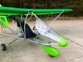 Pilotensitz Greenbird