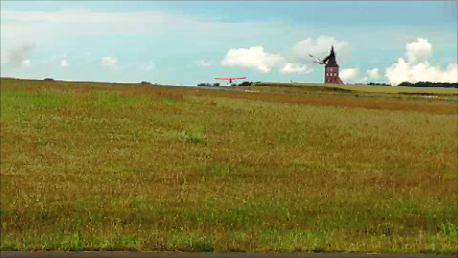 Landeanflug - AEROLiTE 120