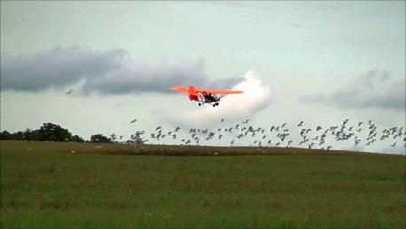 Schwarmfliegen mit der - AEROLiTE 120