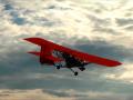 AEROLiTE 120 zum ersten Mal in der Luft