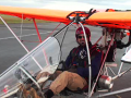 Testpilot vor dem Erstflug - AEROLiTE 120
