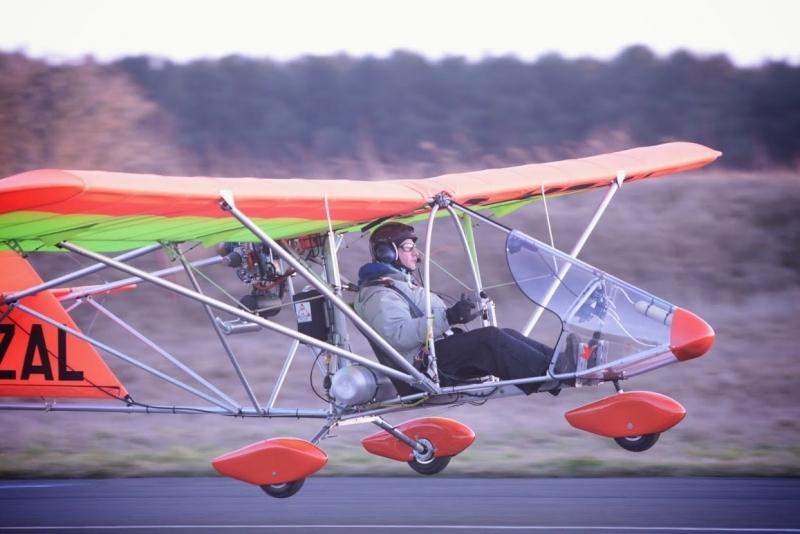 AEROLiTE 120 Landung5