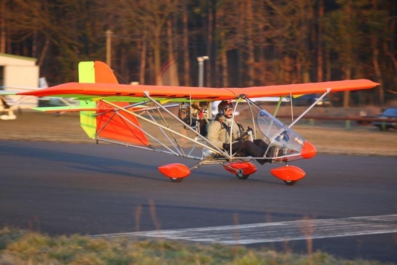AEROLiTE 120 Landung7