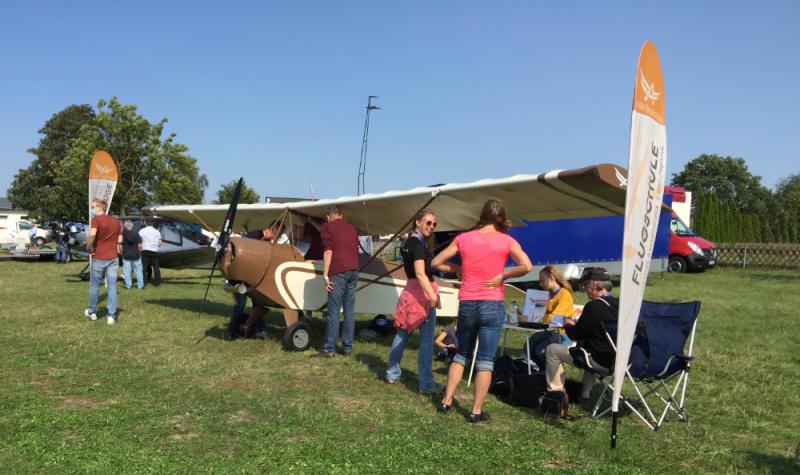 Rebell-Flugschule-Airman