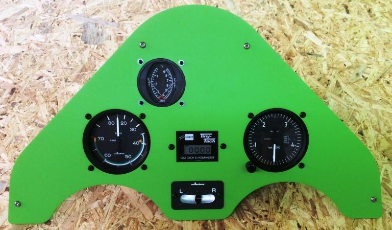 Panel Variation 2 ohne Kompass