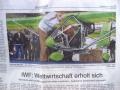 Tageszeitung-Artikel