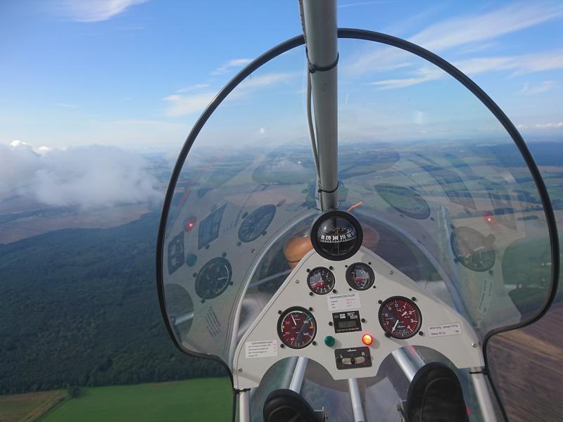 ueber den Wolken 3 Aerolite 120