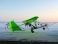 AEROLiTE120-Winterflug-Taucha