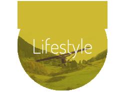 Aerolite 120 lifestyle